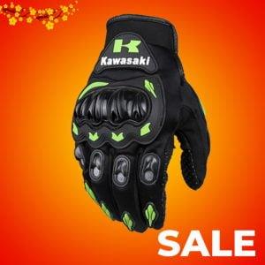 găng tay kawasaki dài