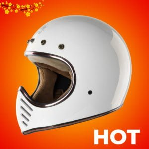 nón royal h1 trắng