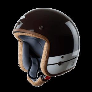 Avex Biltro là sản phẩm nón bảo hiểm 3/4 cao cấp mới ra mắt của hãng Avex Thái Lan với thiết kế thời trang đón đầu xu thế. Lấy cảm hứng từ phong cách Retro, Avex Biltro có nhiều thiết kế mới mang đến cho bạn nhiều sự lựa chọn.