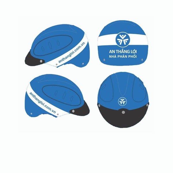 cận cảnh mũ bảo hiểm quà tặng