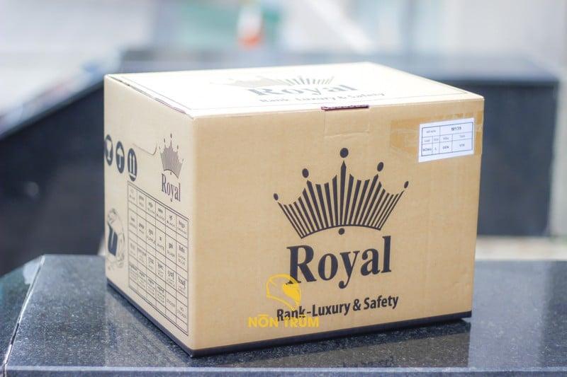 thùng royal m139