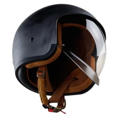 nón bảo hiểm 3/4 kính âm royal m139 xước nhám