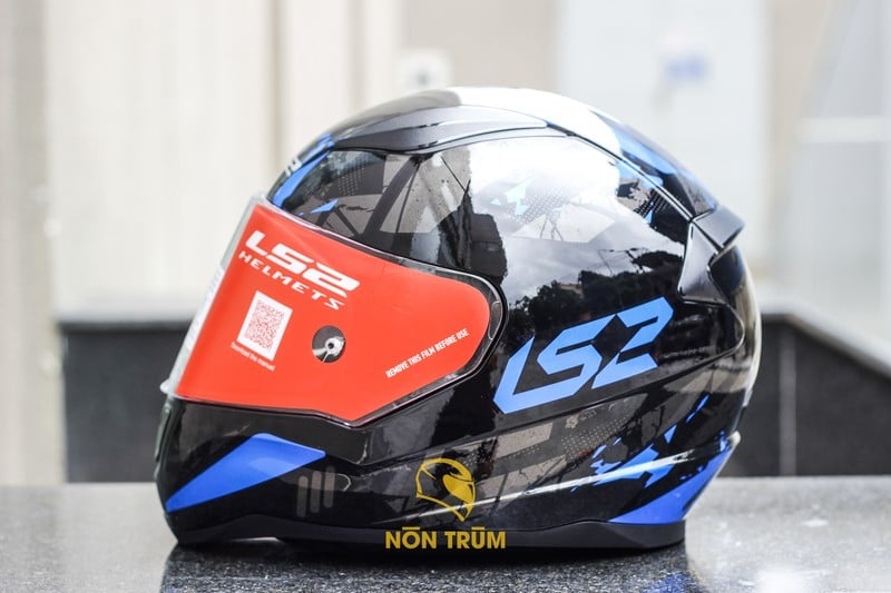 Review Chi Tiết Nón Fullface LS2 FF353