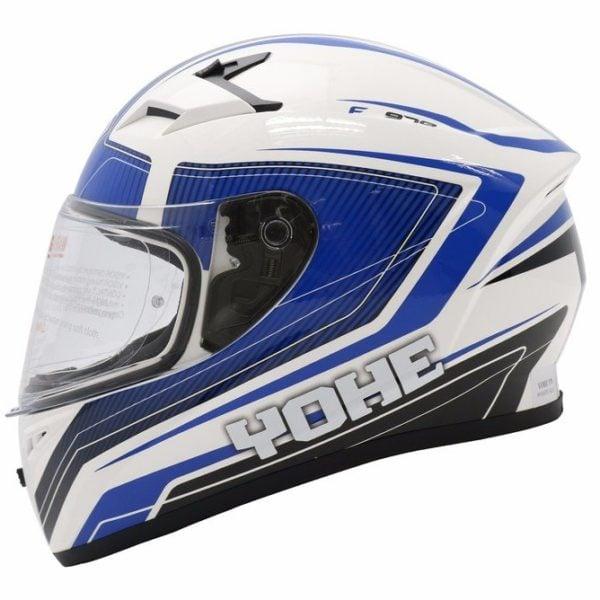 Yohe 978 trắng xanh