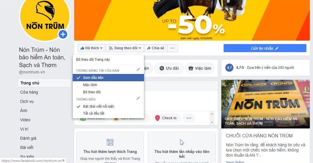 Làm thế nào để trở thành Fan cứng Facebook?