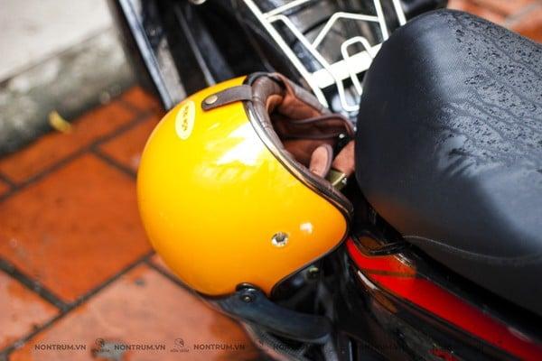 5 Cách Giữ Nón Bảo Hiểm Không Bị Mất Trộm
