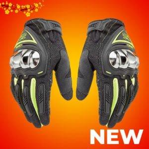 găng tay 0125E đen trắng