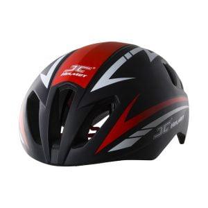 nón xe đạp JC 06 đỏ