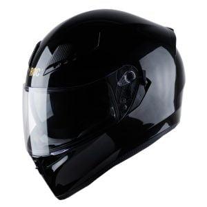 nón bảo hiểm ROC R05 đen bóng