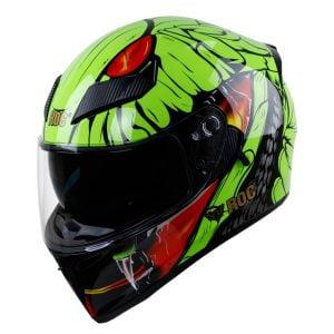nón bảo hiểm ROC R05 nón bảo hiểm ROC R05 V6 xanh lá