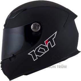 nón bảo hiểm fullface kyt kr1 black
