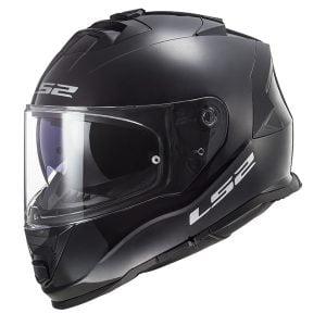 nón bảo hiểm fullface ls2 ff800 đen bóng