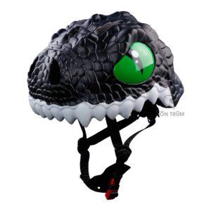 nón khủng long đen balder superkid