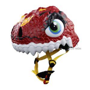 nón khủng long đỏ balder superkid
